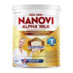 sữa nanovi