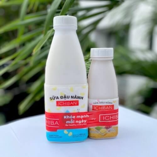 Ichiban có 2 dòng sản phẩm là loại 350ml và loại 800ml
