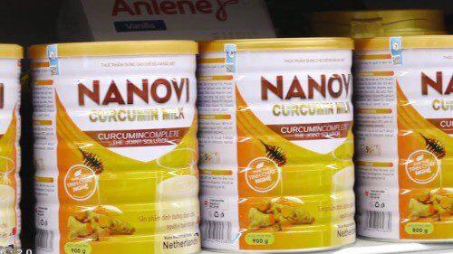 Chọn mua sữa của Nanovi không hề khó