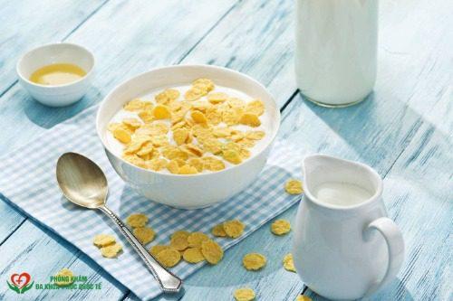 Sữa ngũ cốc là thực đơn ăn sáng thơm ngon và giàu dinh dưỡng