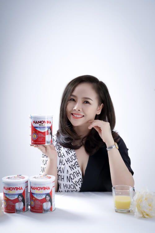 Sữa Nanovina Milk - Sữa dành cho phái đẹp