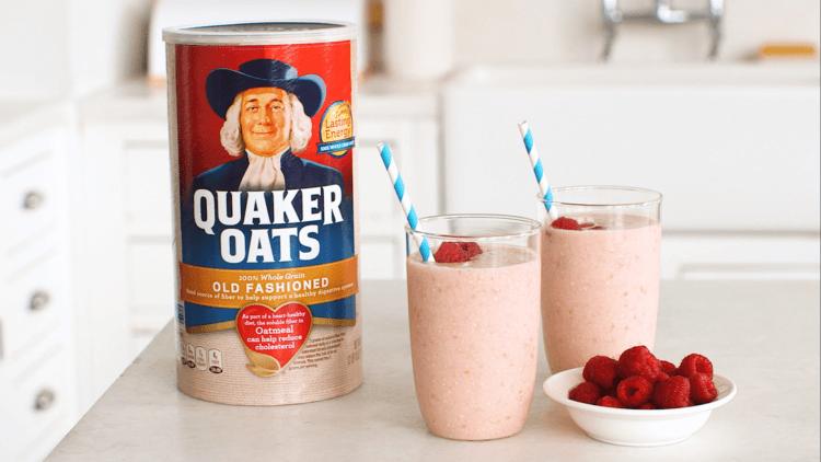 Quaker Oats Old Fashioned có thể chế biến thành nhiều món ăn