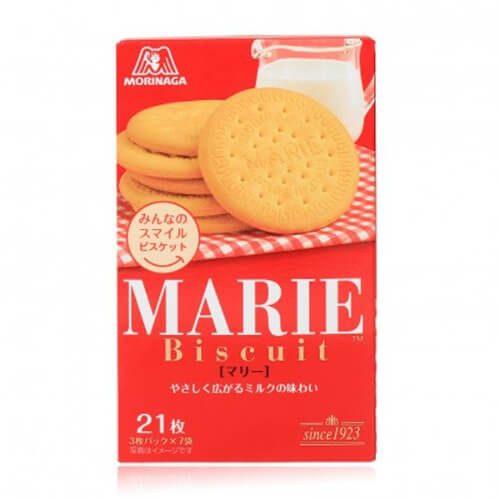 Bánh Morinaga Marie Nhật Bản có hương vị độc đáo rất nịnh miệng và dễ ăn