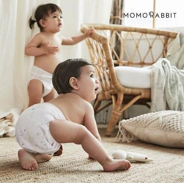 Nhiều người yêu thích bỉm Momo Hàn Quốc hơn hẳn các dòng bỉm khác trên thị trường