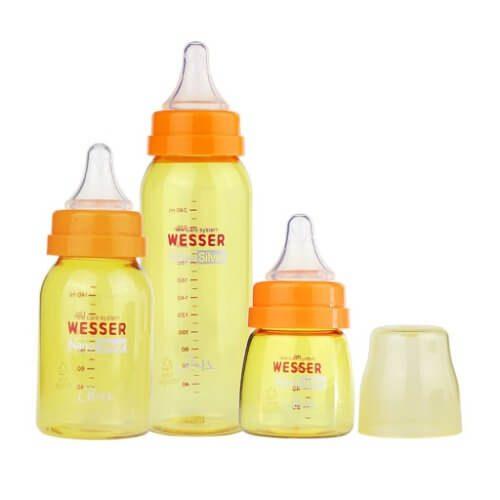 Bình ti cho bé Wesser có thực sự tốt như l�i đồn hay không?