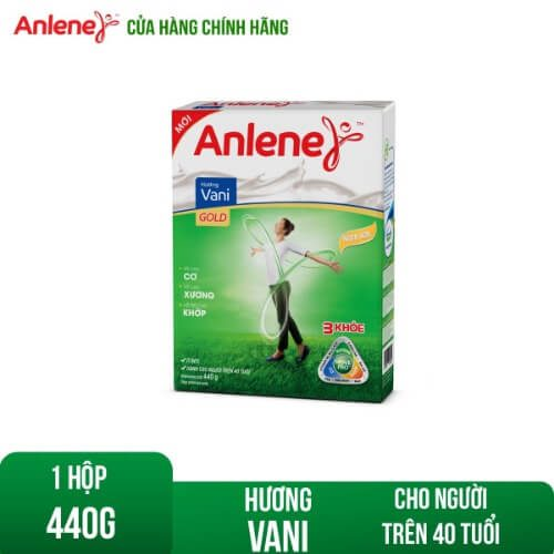 Mua sữa Anlene chính hãng