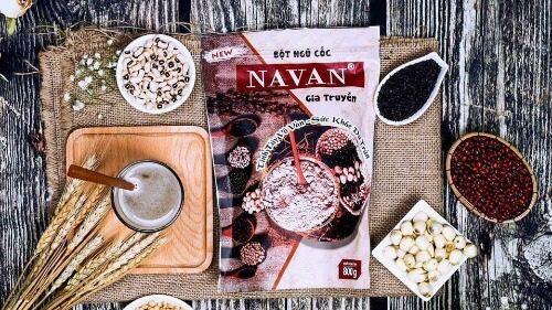 Ngũ cốc gia truyền Navan có nhiều công dụng cực kì tốt đối với sức khỏe người dùng