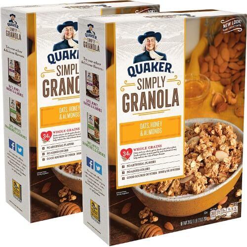 Loại ngũ cốc ăn liền được ưa chuộng bậc nhất của Quaker