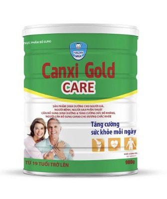 Sữa bột canxi nhãn hiệu Gold Care có thực sự tốt như lời đồn hay không?