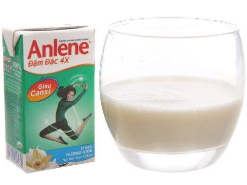 Sữa bột pha sẵn Anlene