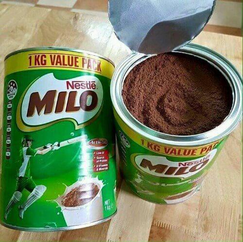 Sữa bột có thể dùng để làm nguyên liệu, gia vị cho bánh, kẹo tự làm tại nhà