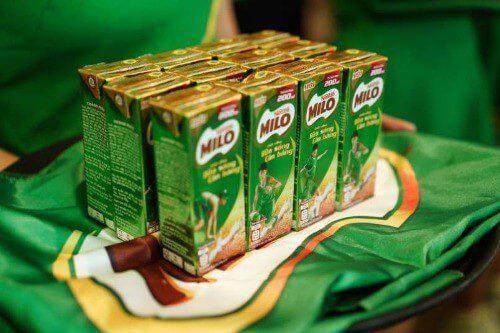 Sữa dinh dưỡng Milo sở hữu hương vị độc đáo cực kì lôi cuốn và hấp dẫn