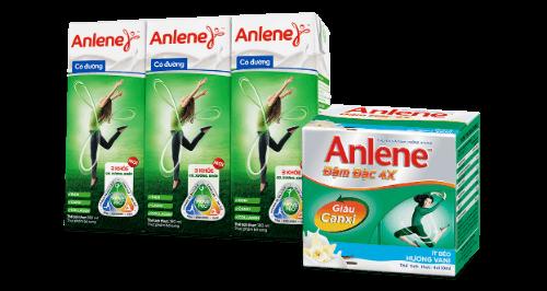 Sữa nước Anlene