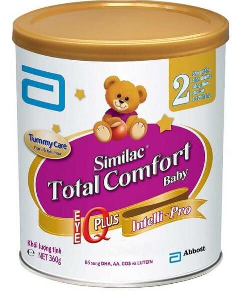 Similac Total Comfort 2