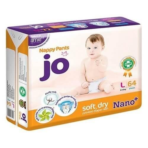 Dòng bỉm nhãn hàng Jo có thực sự tốt như lời đồn hay không?