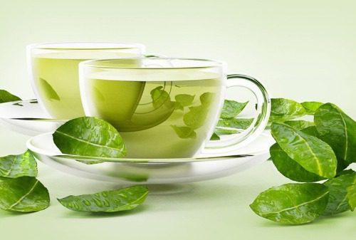 Tinh chất trà xanh làm bỉm có mùi thơm nhẹ và thoáng mát