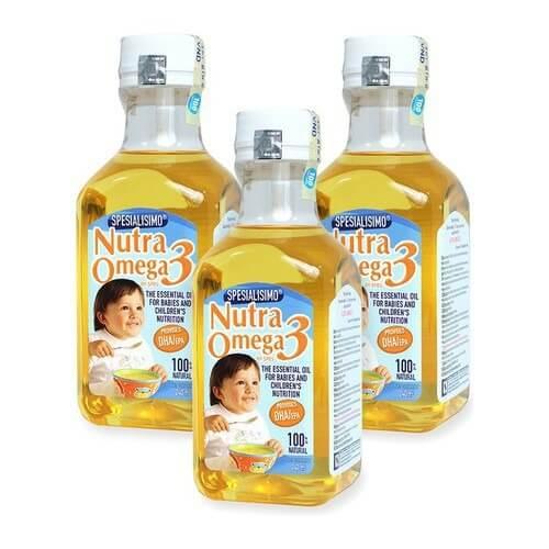 Dầu cá hồi Nutra Omega 3 cung cấp hàm lượng omega 3 và 6 cao