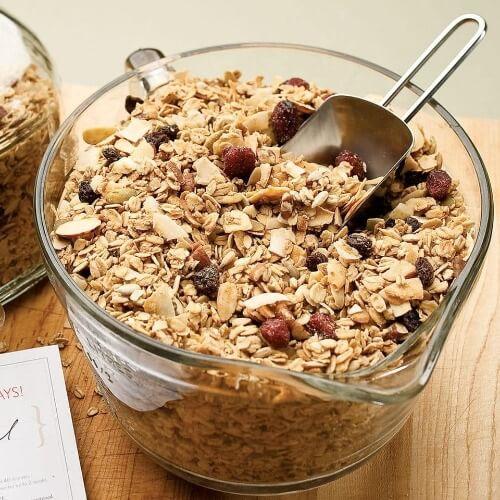 Ngũ cốc granola không đường giảm cân có giá thành không quá rẻ nhưng rất xứng đáng để mua