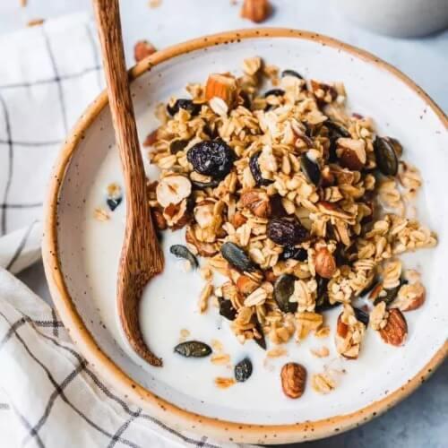 Ngũ cốc có thể giúp tăng cân nếu bạn biết ăn đúng cách đấy!