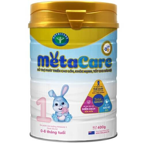 Sữa cho trẻ từ 0 – 6 tháng có hương vị thơm ngon từ trái cây tự nhiên rất dễ uống