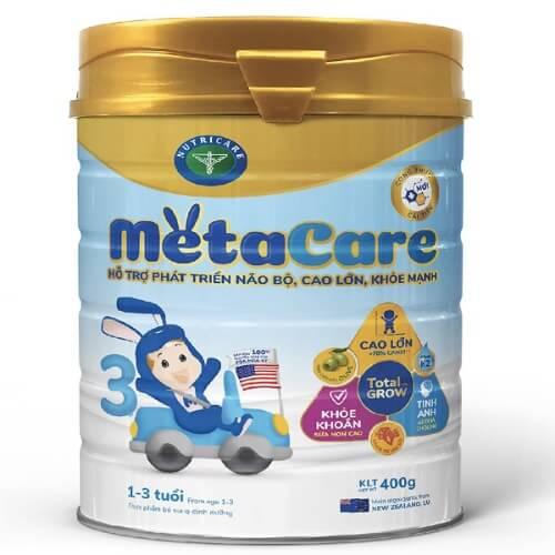Sữa số 3 phù hợp với các bé trong khoảng độ tuổi từ 1 đến dưới 3 tuổi