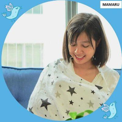 Không gian riêng tư cho mẹ & bé với khăn choàng Mamaru