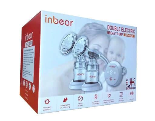 thiết kế máy hút sữa Inbear nhỏ gọn