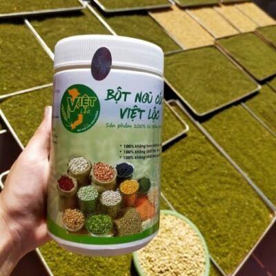 Ngũ cốc thương hiệu Việt Lộc có thực sự tốt hay không?