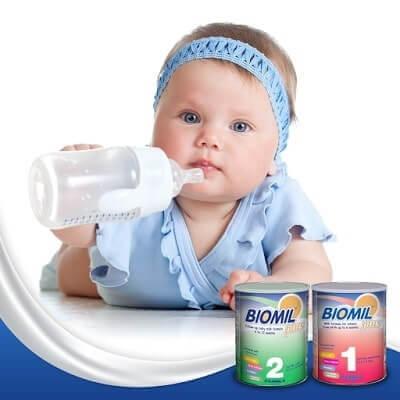 Cần phân biệt sữa sinh học thật và giả trên thị trường