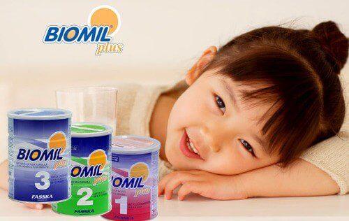 Sữa công thức sinh học Biomil có thật sự tốt hay không?