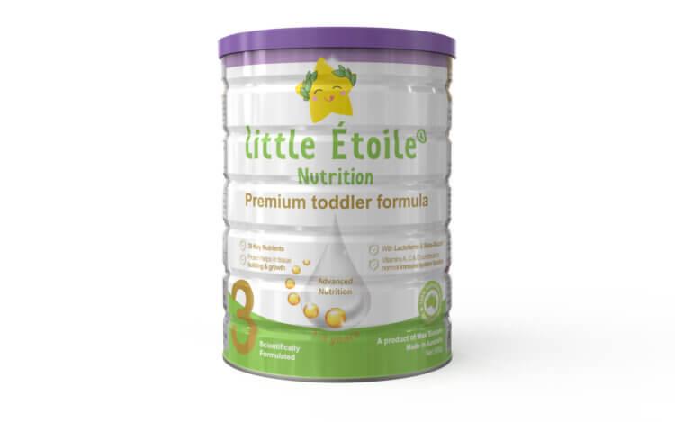 Sữa cho trẻ trên 1 tuổi Little Étoile