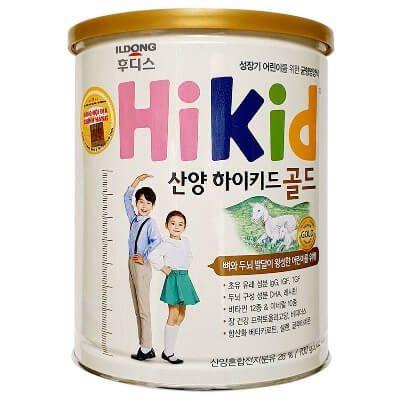 """Sữa Hàn Quốc Hikid có những công dụng gì nổi bật mà được """"săn lùng� tới vậy?"""