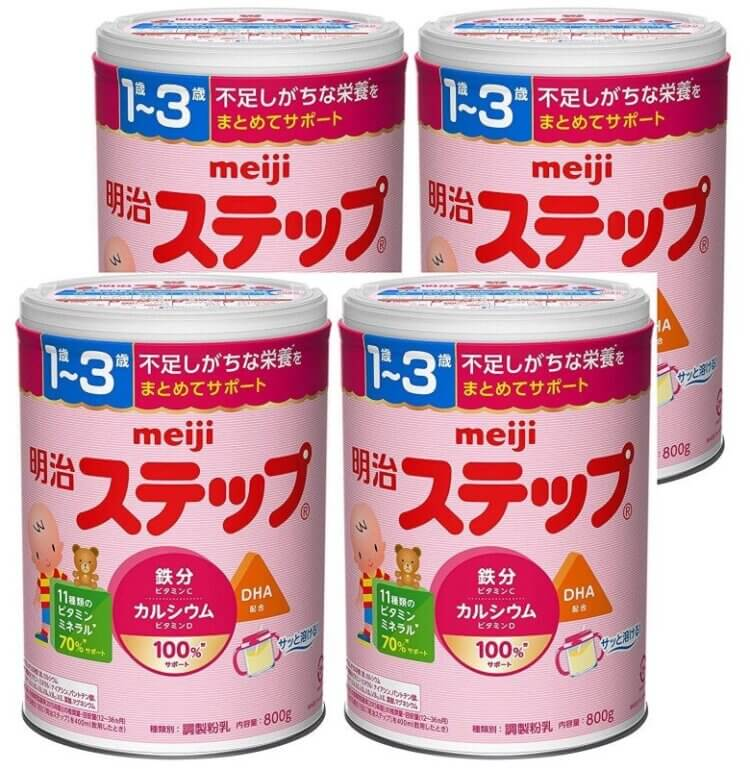 Meiji của Nhật và sữa công thức sinh học cái nào tốt hơn?