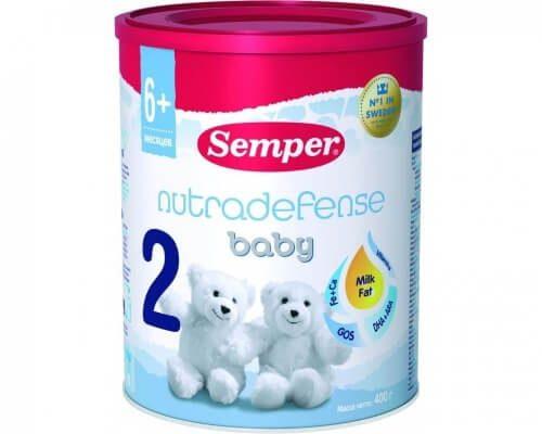 Sữa số 2 dành cho trẻ 6-9 tháng tuổi