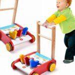 xe tập đi em bé