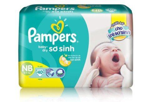 Bỉm new born thiết kế riêng cho trẻ sơ sinh
