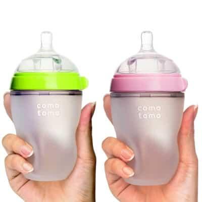 Bình sữa cho bé hãng Comotomo có thực sự tốt như lời đồn không?