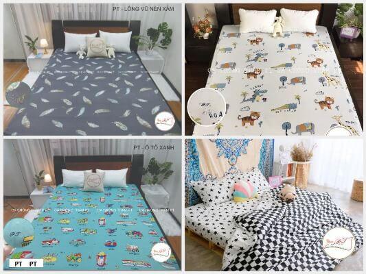 Ga chống thấm giường nệm thương hiệu PT có thực sự tốt hay không?
