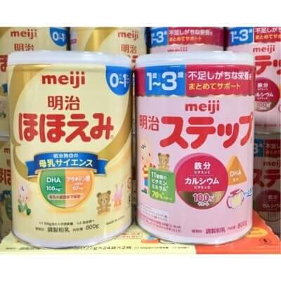 Glico và Meiji loại nào tốt hơn?