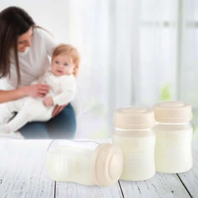 Ngày nay, việc mua sắm bình chứa sữa cho bé dễ dàng hơn