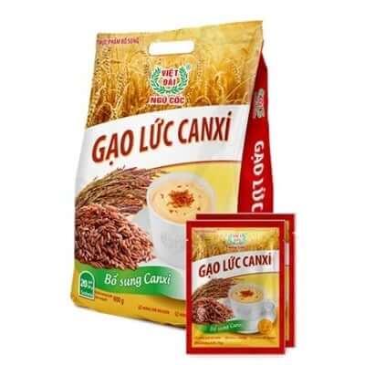 Ngũ cốc gạo lức sở hữu hương vị độc đáo