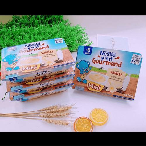 Váng sữa cho bé Nestle được hàng triệu người dùng yêu thích