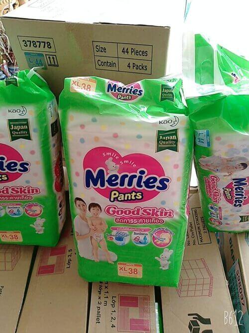 Sản phẩm nhập khẩu từ Thái Lan