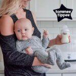 bình sữa cho trẻ sơ sinh