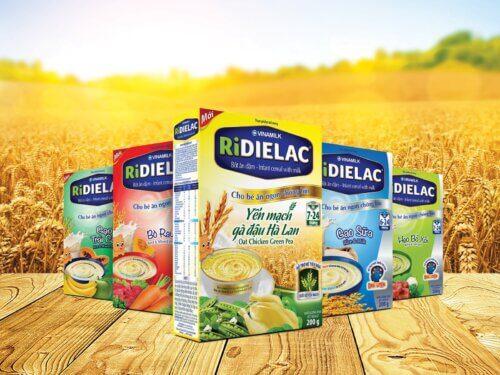 Bột ăn dặm Dielac có ưu điểm gì nổi bật so với các sản phẩm khác?