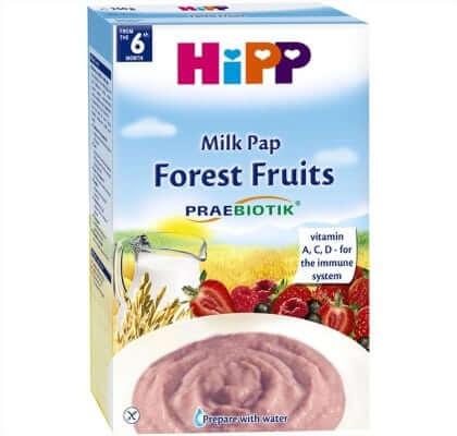 Bột ăn dặm hoa quả có hương vị thơm ngon tự nhiên, tốt cho trẻ sơ sinh