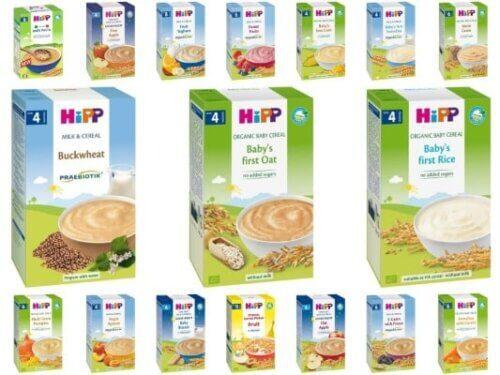 Bột Hipp cho bé ăn dặm có thực sự tốt không?