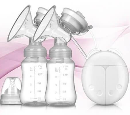 Máy hút sữa loại này được sản xuất từ chất liệu cao cấp và an toàn với người dùng