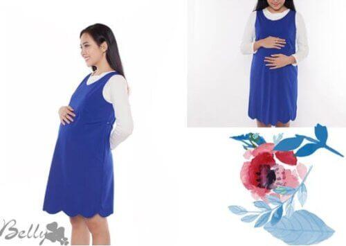 Váy bầu Belly cho mẹ luôn tự tin