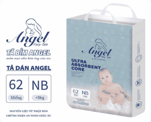 Bỉm Angel Newborn